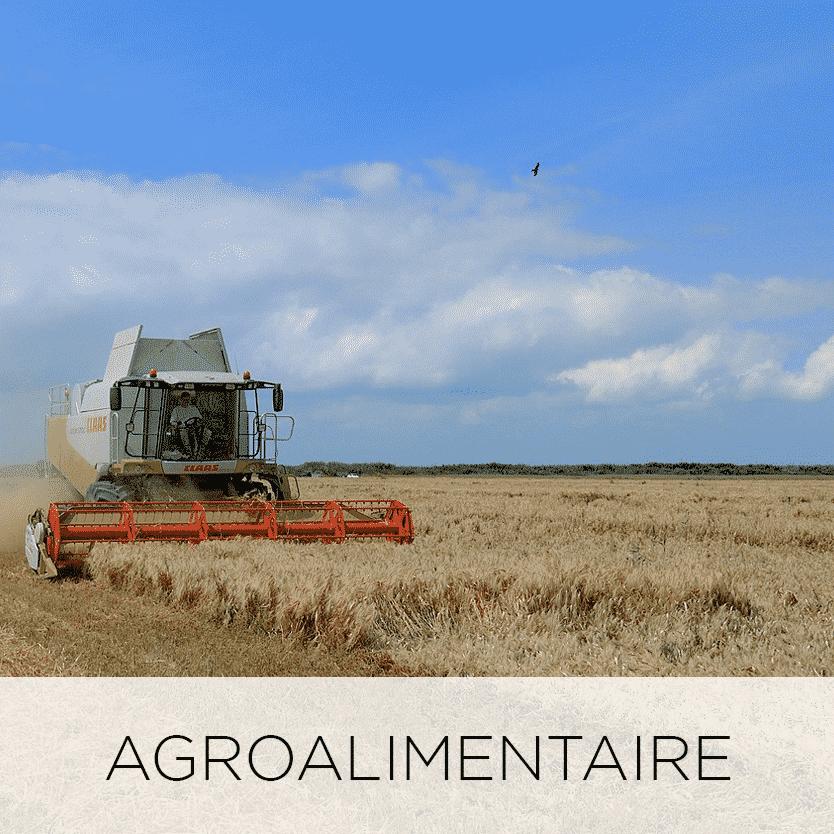secteurs d'activités agroalimentaire