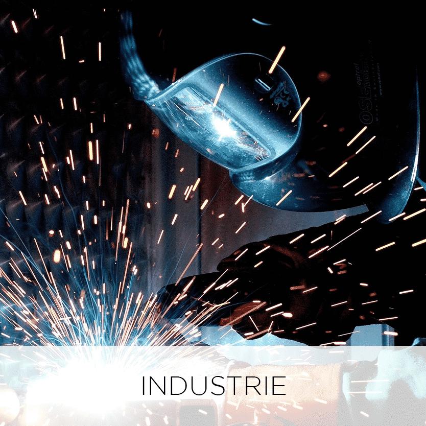 secteurs d'activités industriel