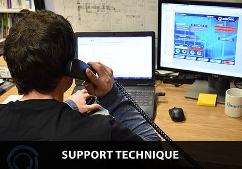 service de support technique